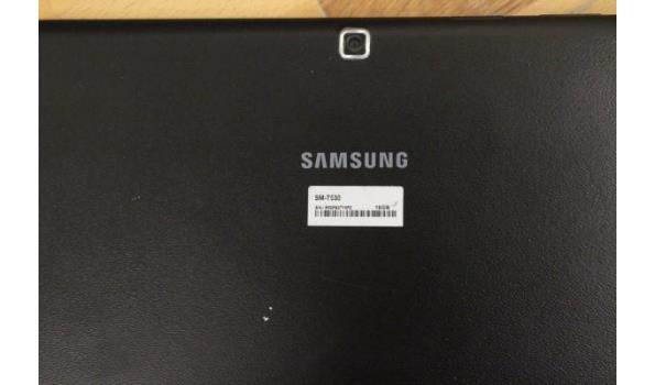 tablet PC, SAMSUNG, Galaxy Tab4, 16Gb, zonder kabels, werking niet gekend, beschadigd