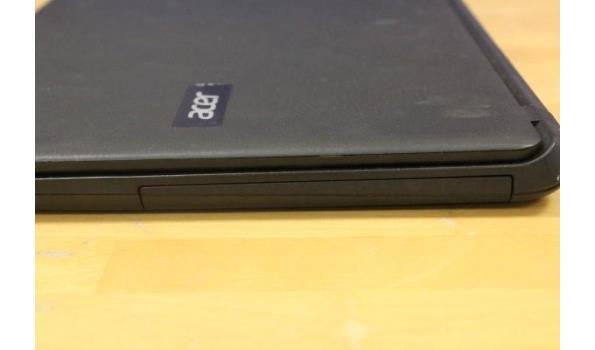 laptop ACER, 500Gb HD, zonder lader, paswoord niet gekend, werking niet gekend