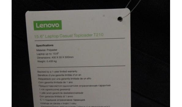 laptoptas LENOVO voor 15,6inch laptop