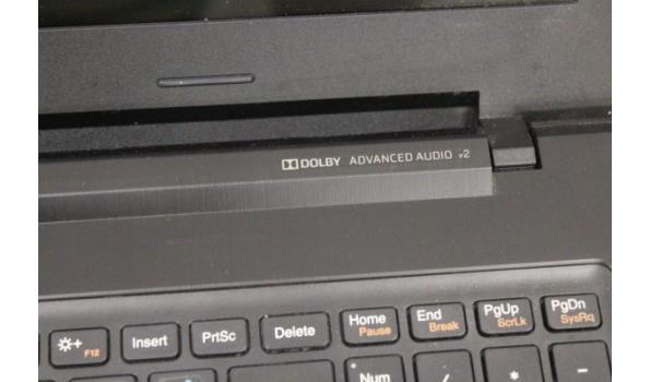 laptop LENOVO, G500s, Intel Core i5, zonder lader, paswoord niet gekend, werking niet gekend