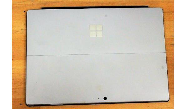 tablet pc MICROSOFT Surface, Intel Core i7, zonder lader, paswoord niet gekend, werking niet gekend, met cover/toetsenbord