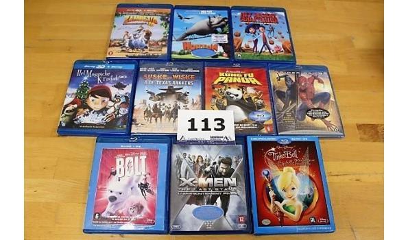 10 div kinder dvd