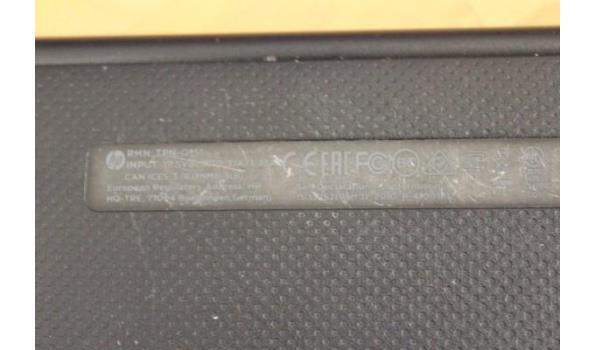laptop HP, Chromebook 11 G33 TPN-Q151, zonder lader, paswoord niet gekend, werking niet gekend, beschadigd