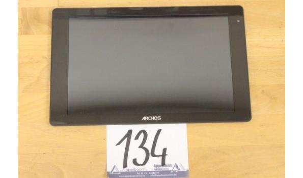 tablet pc ARCHOS 10 1b Oxygen, zonder lader, paswoord niet gekend, werking niet gekend