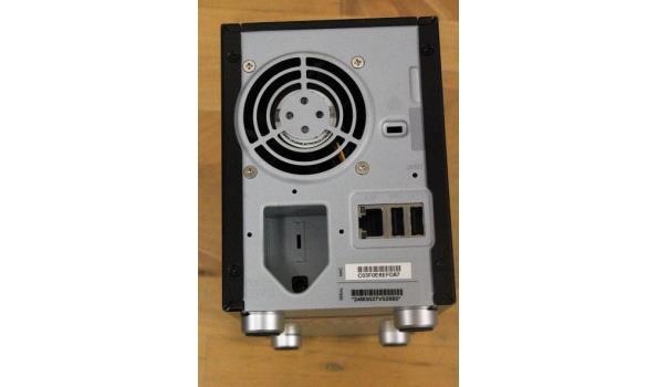 NAS-systeem NETGEAR, Ready NAS-Duo RND2000, zonder harde schijven, zonder kabels