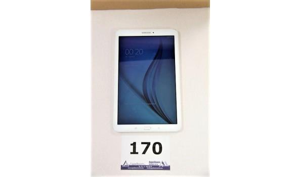 tablet pc SAMSUNG Galaxy Tab E, cap 8Gb, zonder lader, met gebruikssporen, werking niet gekend, paswoord niet gekend