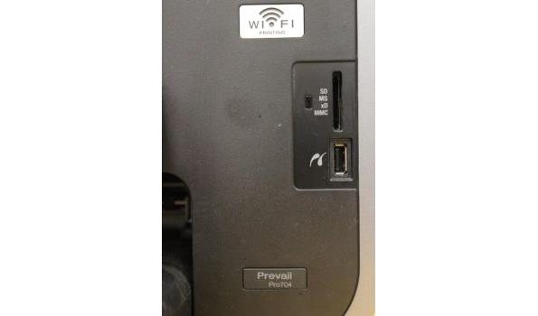 all-in-one printer LEXMARK Prevail Pro704, zonder kabels, werking niet gekend