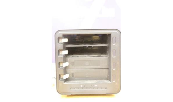 nas storagesysteem DROBO DRO4D-D, zonder kabels, zonder hd-schijven, werking niet gekend