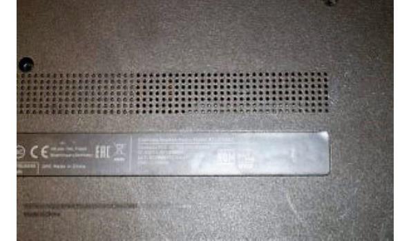 laptop HP N3510, 500Gb HD, zonder lader, met gebruikssporen, paswoord niet gekend, werking niet gekend