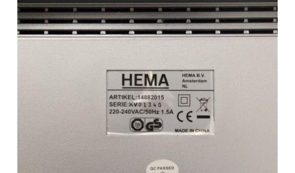 laminator HEMA, werking niet gekend
