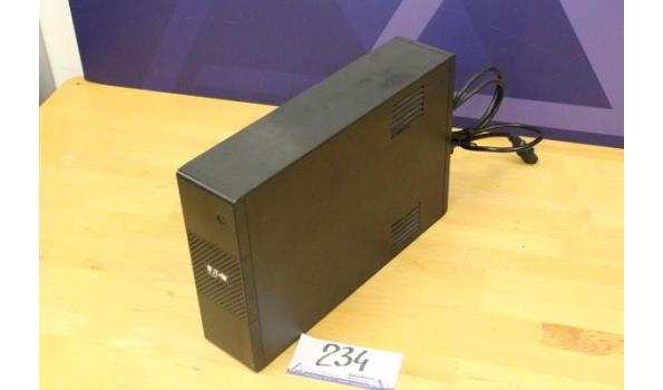 noodbatterij EATON 5S1000i, werking niet gekend