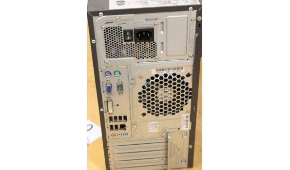 pc FUJITSU Esprimo P500, zonder kabels, werking niet gekend