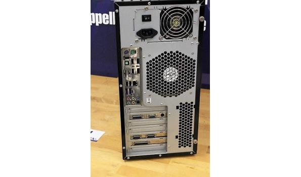 pc ANTEC, zonder kabels, werking niet gekend
