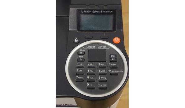 printer KYOCERA FS-4100DN, werking niet gekend