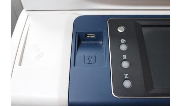 fotokopieerapparaat XEROX WorkCentre 7845, werking niet gekend