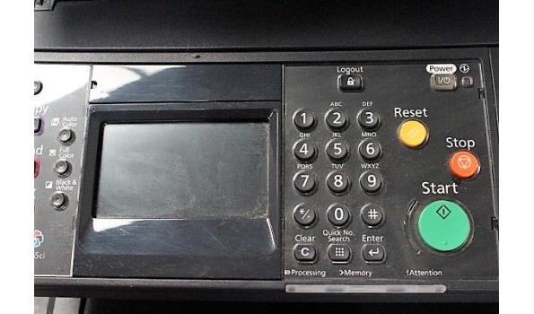 fotokopieerapparaat KYOCERA TASKalfa 265ci, werking niet gekend, op verr opbergkastje