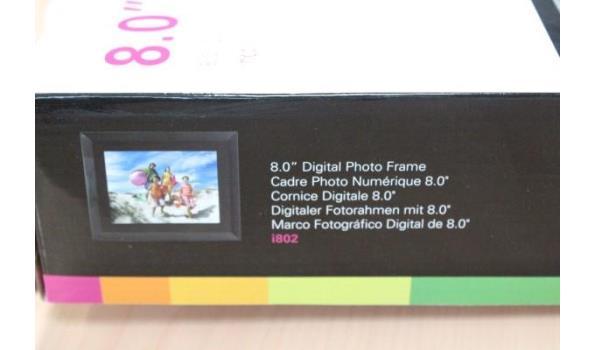 digitaal fotoframe POLAROID, i802 8.0