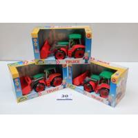 3 speelgoed graafmachines