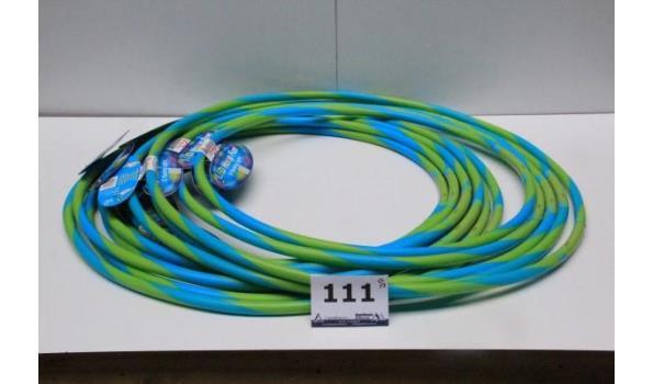 12 led hoepels in div diameters