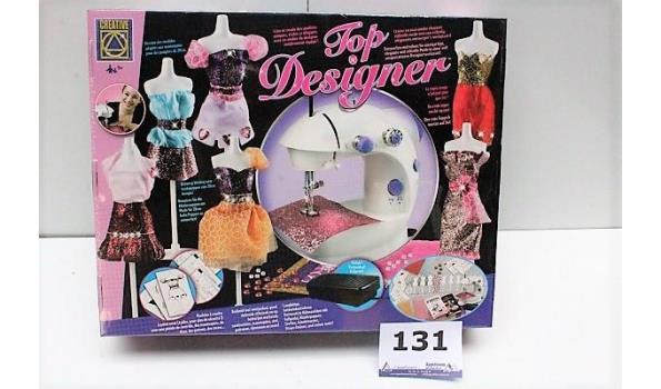 speelgoeddoos Top Designer