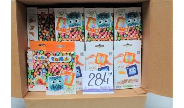 48 speelgoedknutseldoosjes