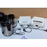 4 elektrische keukentoestellen