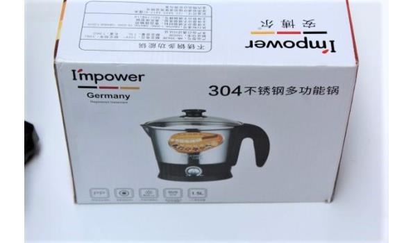 koffiemachine BOSCH Intellibrew en waterkoker