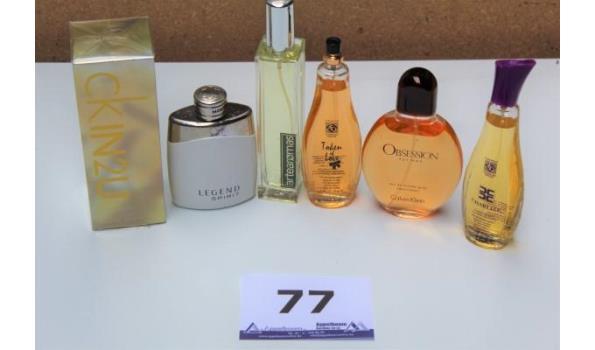 lot parfum