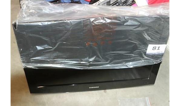 tv SAMSUNG LE32A456C2D, zonder kabels, zonder afstandsbediening