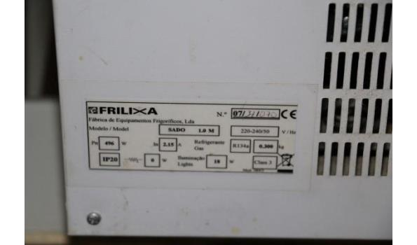 kleine verr koeltoog FRILI, type SADO 1.M, afm plm 80x100cm