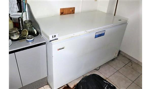 diepvrieskoffer EFLCOLD, afm plm 120x45x195cm