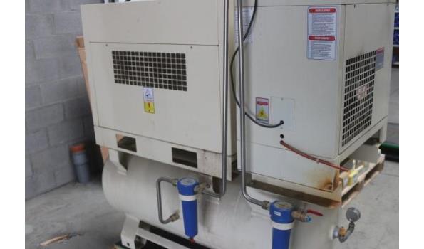 compressor JAVAC vv luchtdroger