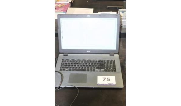 laptop ACER, Core i5-4210U CPU@1,70Ghz