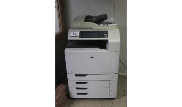 kopieerapparaat HP Colorjet CM6040of