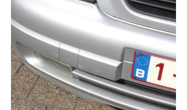 personenwagen OPEL ASTRA, benzine,1389cm³, 66kW,1e inschr 18/02/03, WOLOTGF0835135397, 169599km, 165g/km,EURO4, met kentekenbewijs, gelijkvormigheidsattest,keuring geldig tot 02/12/21, 2sleutels,