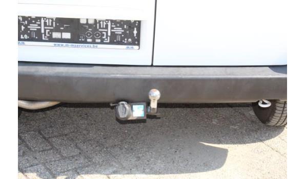 voertuig meerdere doeleinden CITROEN BERLINGO, benzine,1360cm³,55kW, 1e inschr 22/03/06, VF7GJKWC93331497, 132547km, 175g/km, EURO4, met kenteken DEEL I + II, gelijkvormigheidsattest, keuring geldig tot 14/12/21, 2sleutels