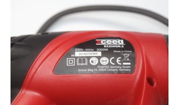 heteluchtblazer CEED EX20HGN.2