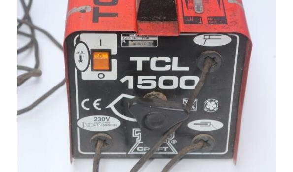 laspost TOPCRAFT TCL 1500