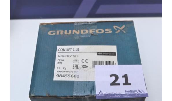 condenswaterpomp GRUNDFOSS Conlift 1 LS