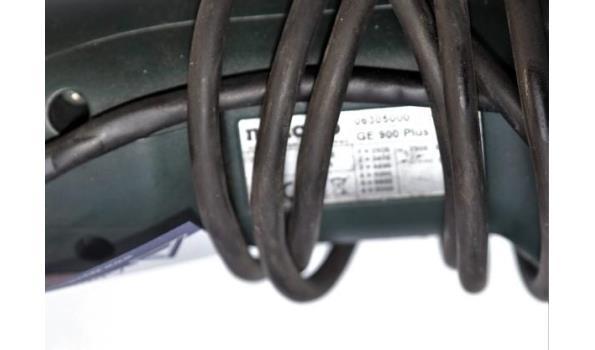 rechte stiftslijper METABO GE 900 plus