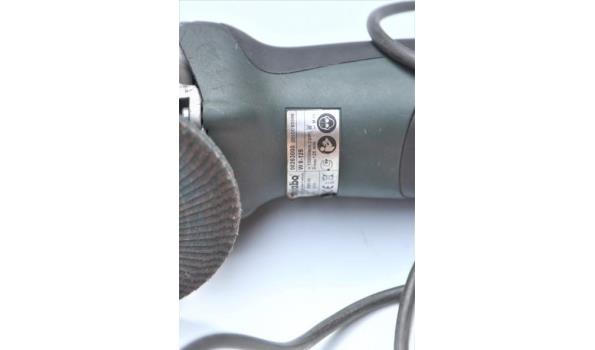 haakse slijptol METABO W8-125