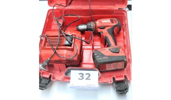 accu boormachine HILTI SF 6H-A22