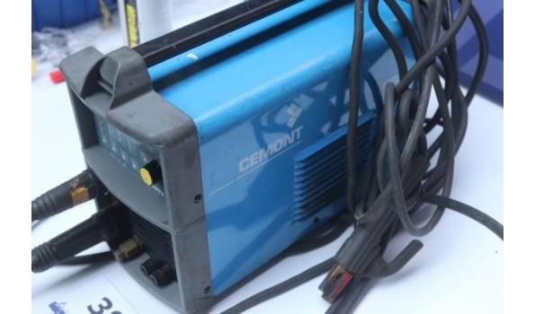 tig-apparaat CEMONT Smarty 220xl
