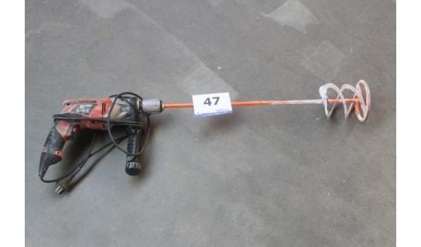 boormachine/menger BLACK&DECKER KR 703