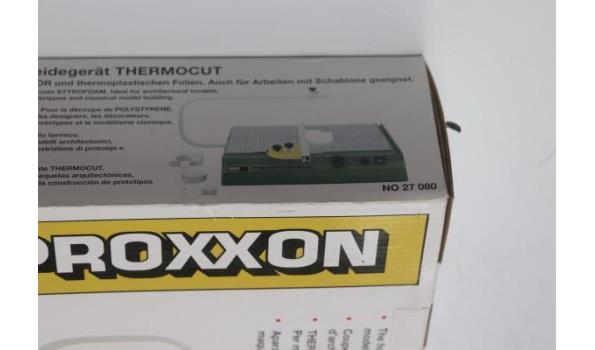 piepschuimsnijder PROXXON 27080