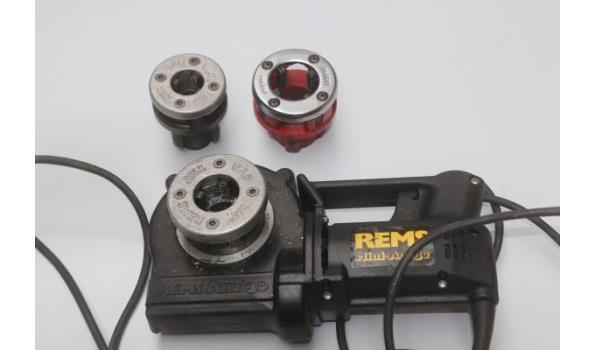 draadsnijmachine REMS Mini-Amigo