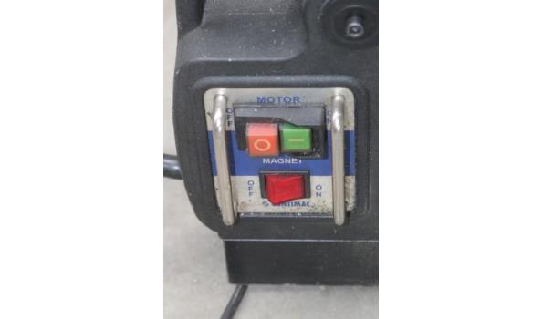 magneetboormachine CONTIMAC MD350N, met schade