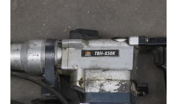 boorhamer TOP CRAFT TBH-850