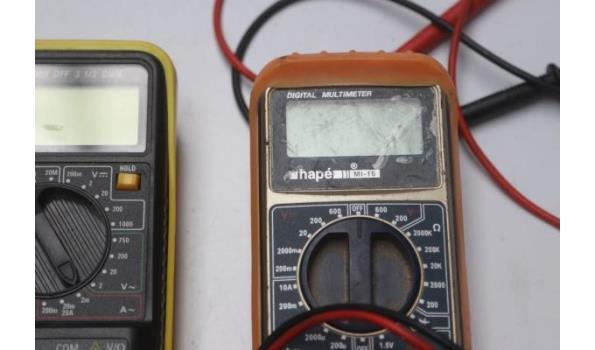 2 multimetersw.o. ELIX