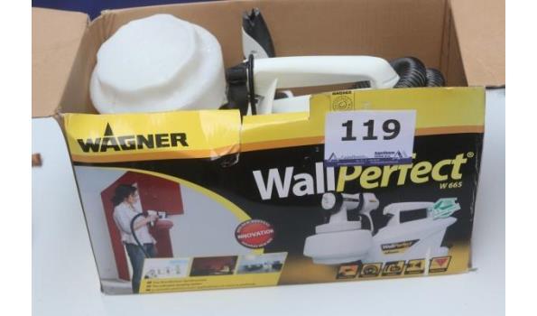 spuitpistool WAGNER W665